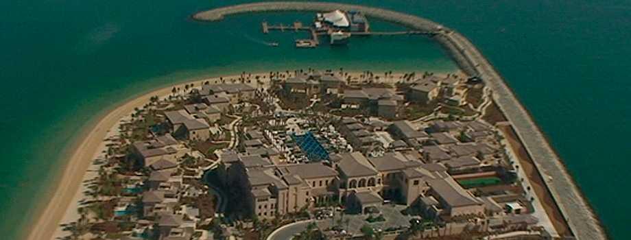 Dubaï, un palace sur la mer