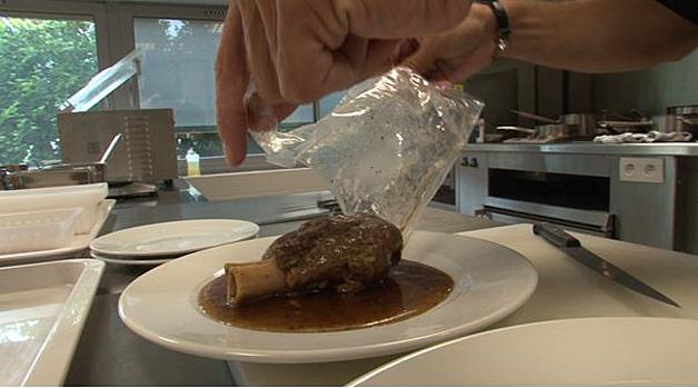 Restauration française: un pavé dans l'assiette