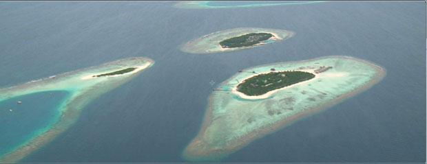 Maldives : un paradis en danger