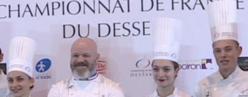 Le championnat de France des desserts