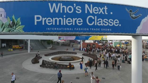 Who's Next : salon international de la mode