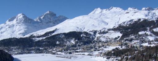 Saint-Moritz, le Monaco des neiges