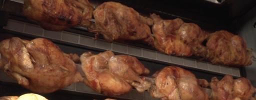 Bons plats de l'été révélation sur vos aliments préférés : Poulet rôti