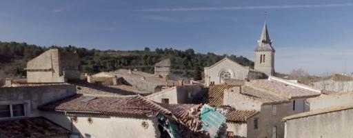 VILLEGAILHENC, un village fantôme
