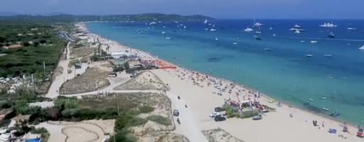 En famille sur la Côte d'Azur