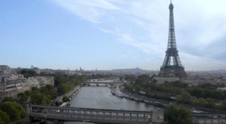 Le Jules Verne, mythique restaurant de la tour Eiffel fait peau neuve