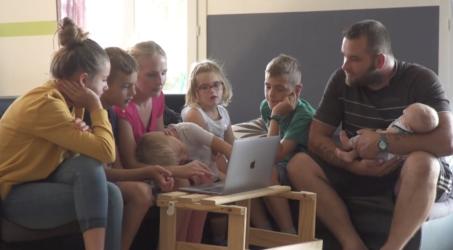 De 6 à 9 enfants : les nouveaux défis des familles XXL