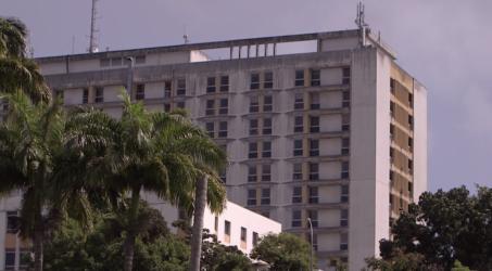 L'hôpital abandonné