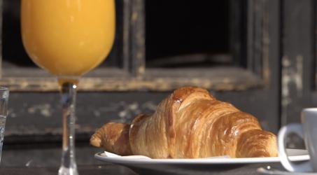 Un appétit… croissant !