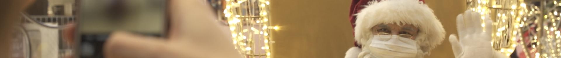 Noël : un centre commercial à l'attaque