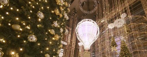 Noël : les maîtres des illuminations