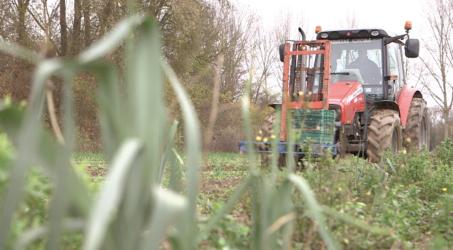Agriculteurs et heureux