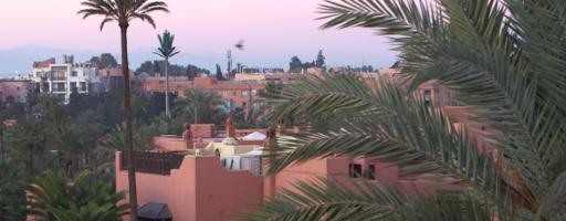 Marrakech, la destination du moment
