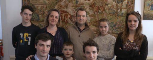 Une famille à l'incroyable talent